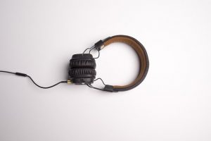 headphones- how to focus on work